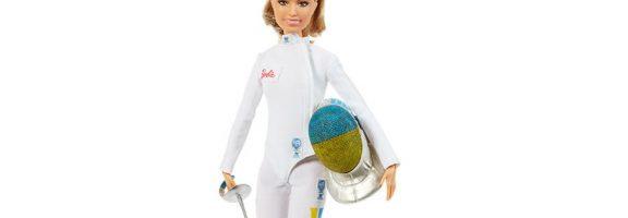 На честь легендарної української спортсменки американці випустили ляльку (ФОТО)