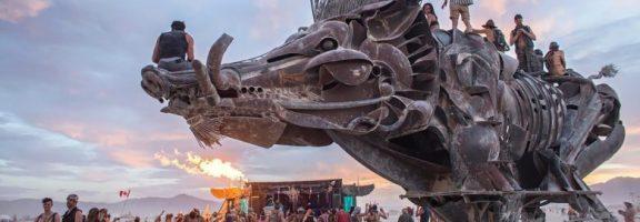 Burning Man 2020 відмінили. Але буде цікава заміна