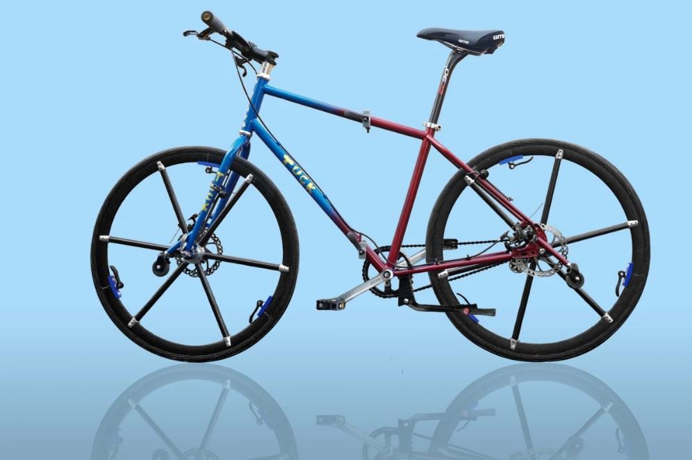 tuckbike велосипед
