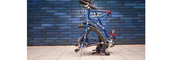 Перший у світі велосипед зі складними колесами: ВАУ-дизайн із Каліфорнії (ФОТО)