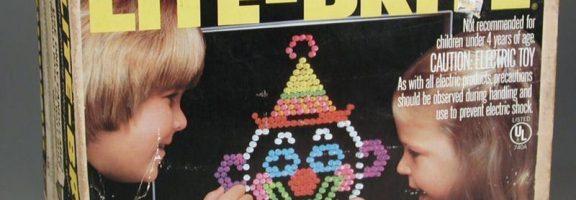 Іконічний дизайн американських іграшок: роки з 1965 по 1970