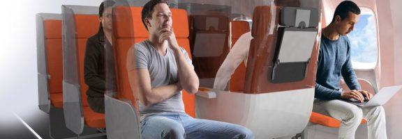 Як ми будемо літати після карантину: версія італійських дизайнерів