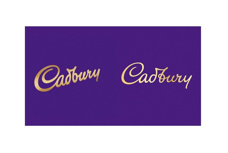 нове лого Cadbury