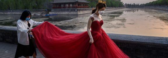 """Китай дав """"зелене"""" світло туризму: як це виглядає (ФОТО)"""