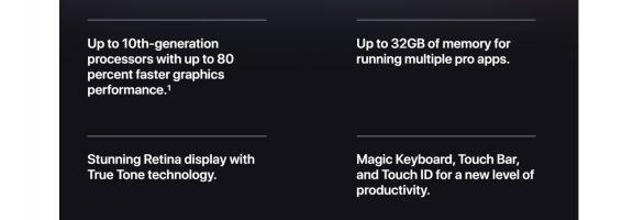 Новий MacBook Pro 13: чи готові ви платите більше за оновлену клавіатуру і більше пам'яті?