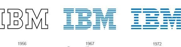 Успішні логотипи: як Пол Ренд створював культове лого для IBM більше 10 років