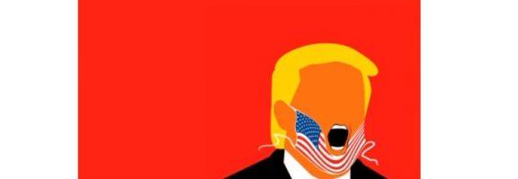 Чому Трамп на обкладинці TIME носить маску НЕПРАВИЛЬНО