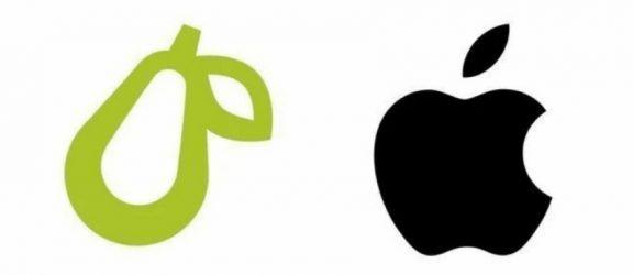 """""""Врятуйте грушу від Яблука""""! між Apple та додатком рецептів розпочалася війна логотипів"""