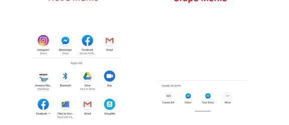 Нарешті! У Google Photos, змінився дизайн меню, яке дратувало мільйони користувачів