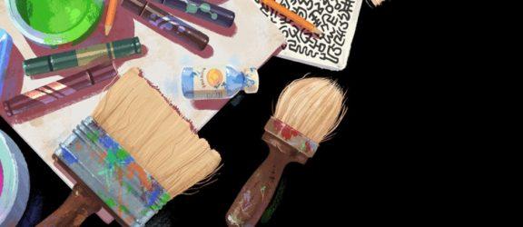 Як отримати 6 БЕЗКОШТОВНИХ пензлів у Adobe Fresco і Photoshop
