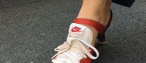 Жіноче взуття зі старих кросівок Nike? Запросто, але по ціні $765 за пару (ФОТО)