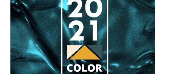 Найпопулярніші кольори у 2021 році – прогноз від Shutterstock