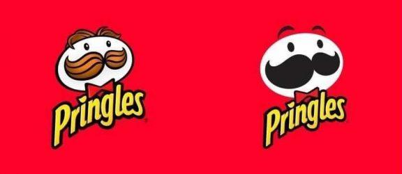 Лисина і чорне волосся у моді АБО як Pringles змінив дизайн упаковки