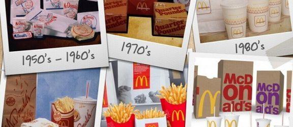Революційний редизайн: McDonald's замінить великі написи на упаковках … іконками!