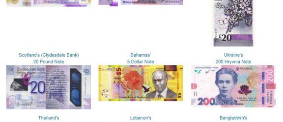 Ви могли це пропустити: українська банкнота позмагається з 15 іншими – за звання кращого дизайну